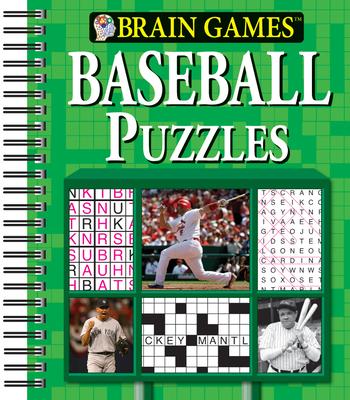 Brain Games: Baseball Puzzles - Editors Of Publications International Ltd