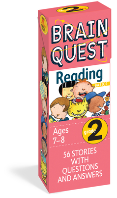 Brain Quest Grade 2 Reading - Dill, Bonnie