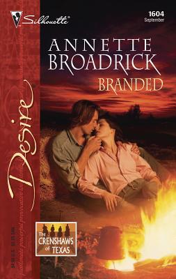 Branded: The Crenshaws of Texas - Broadrick, Annette