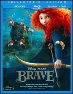 Brave [Collector's Edition] [3 Discs] [Blu-ray/DVD] - Brenda Chapman; Mark Andrews