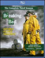 Breaking Bad: The Complete Third Season [3 Discs] [Blu-ray]