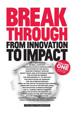 Breakthrough: From Innovation to Impact - Murray, Douglas (Editor), and Bilski, Benjamin (Editor), and Verkerk, Maarten (Editor)