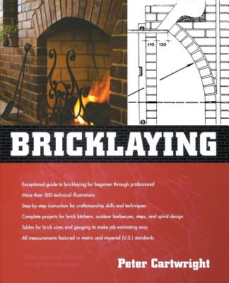 Bricklaying - Cartwright, Peter