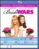 Bride Wars [3 Discs] [Includes Digital Copy] [Blu-ray/DVD]
