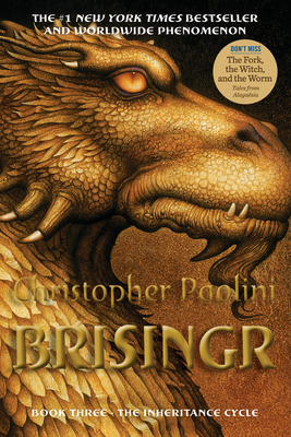Brisingr: Book III - Paolini, Christopher