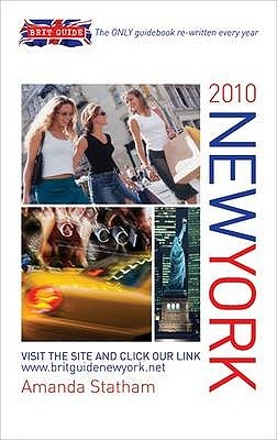 Brit Guide to New York 2010 - Statham, Amanda