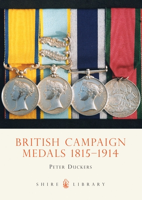 British Campaign Medals 1815-1914 - Duckers, Peter