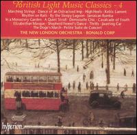 British Light Music Classics, Vol. 4 - Michal Kasnowski (cello); Ruth Scott (oboe); New London Orchestra; Ronald Corp (conductor)