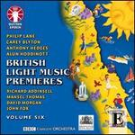British Light Music Premieres, Vol. 6