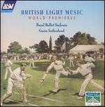 British Light Music World Premieres