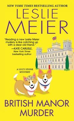 British Manor Murder - Meier, Leslie