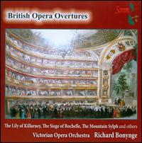 British Opera Overtures - Victorian Opera Orchestra; Richard Bonynge (conductor)