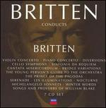 Britten Conducts Britten [7 CDs]