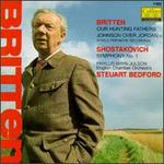 Britten: Johnson Over Jordan