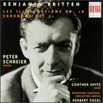 Britten: Les Illuminations; Serenade