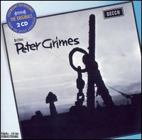 Britten: Peter Grimes - Claire Watson (vocals); David Kelly (vocals); Geraint Evans (vocals); Iris Kells (vocals); James Pease (vocals); Jean Watson (vocals); John Lanigan (vocals); Lauris Elms (vocals); Marcus Norman (vocals); Marion Studholme (vocals); Owen Brannigan (vocals)