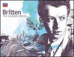 Britten: The Complete Works [CDS 49-66]