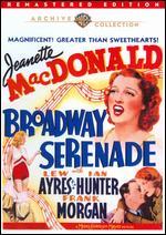 Broadway Serenade - Robert Z. Leonard