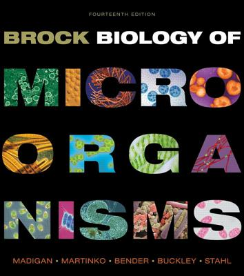 Brock Biology of Microorganisms Plus Masteringmicrobiology with Etext -- Access Card Package - Madigan, Michael T, and Martinko, John M, and Bender, Kelly S
