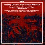 Brodsky Quartet plays Isidora ?ebeljan: Song of a Traveller in the Night