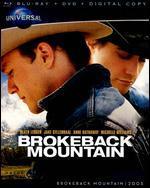 Brokeback Mountain [2 Discs] [Includes Digital Copy] [Blu-ray/DVD]