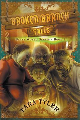 Broken Branch Falls - Tyler, Tara