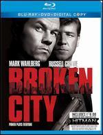 Broken City [Includes Digital Copy] [UltraViolet] [Blu-ray/DVD] [Movie Money]