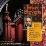 Bruce Stevens, Organist