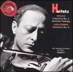 Bruch: Concerto No. 1; Scottisch Fantasy; Vieuxtemps: Concerto No. 5