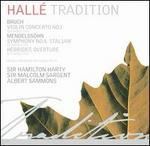 Bruch: Violin Concerto No. 1, Op. 26; Mendelssohn: Symphony No. 40, Op. 90; Hebrides Overture, Op. 26
