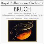 Bruch: Violin Concerto No. 1 / Scottish Fantasy