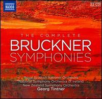 Bruckner: The Complete Symphonies - Georg Tintner (spoken word); Georg Tintner (conductor)