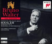 Bruno Walter Conducts and Talks About Mahler Symphony No. 9 - Arnold Michaelis (spoken word); Bruno Walter (spoken word); John McClure; Columbia Symphony Orchestra; Bruno Walter (conductor)