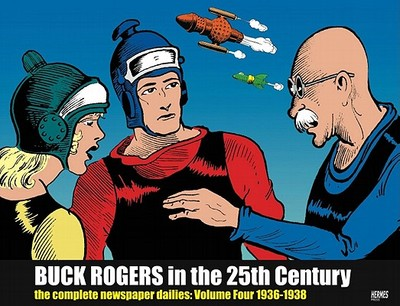 Buck Rogers in the 25th Century, Volume Four: The Complete Newspaper Dailies: 1934-1935 - Lane, Allen (Introduction by)