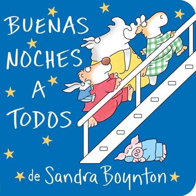 Buenas Noches A Todos - Boynton, Sandra (Illustrator)