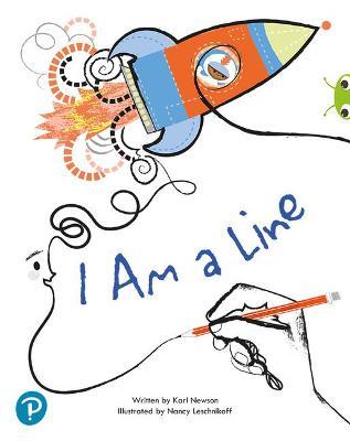 Bug Club Shared Reading: I Am a Line (Reception) - Newson, Karl