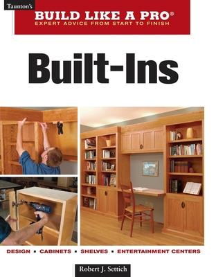 Built-Ins - Settich, Robert J