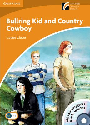 Bullring Kid and Country Cowboy Level 4 Intermediate Book and Audio CD Pack (2) - Clover, Louise