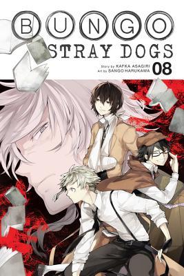 Bungo Stray Dogs, Vol. 8 - Asagiri, Kafka, and Harukawa, Sango