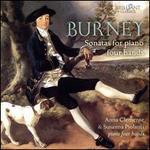 Burney: Sonatas for Piano Four Hands