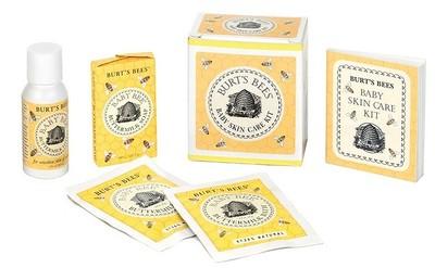 Burt's Bees Baby Skin Care Kit - Running Press (Creator)