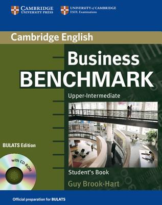 Business Benchmark Upper-Intermediate Student's Book: BULATS Edition - Brook-Hart, Guy