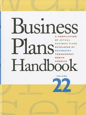 Business Plans Handbook - Gale Editor (Editor)