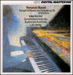 Busoni: Konzert für Klavier und Orchester mit Schlußchor, Op. 39