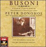 Busoni: Piano Concerto