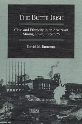 Butte Irish Class and Ethnicity in an American Mining Town, 1875-1925 - Emmons, David M