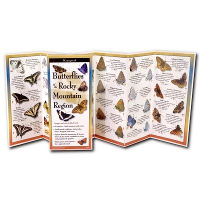 Butterflies of the Rocky Mountain Region - Cech, Rick