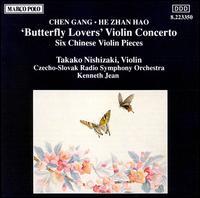Butterfly Lovers - Takako Nishizaki (violin); Czecho-Slovak Radio Symphony Orchestra; Kenneth Jean (conductor)