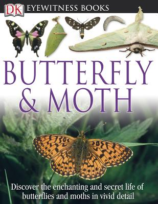 Butterfly & Moth - Whalley, Paul