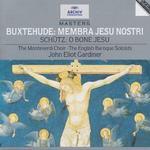 Buxtehude: Membra Jesu Nostri [European Import]
